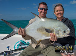 permit fishing the flats of Key West