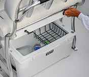 Sea Hunt Yeti Cooler Ice Chest