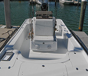 Yellowfin Bay boat console